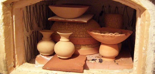 Печь для обжига керамики своими рук